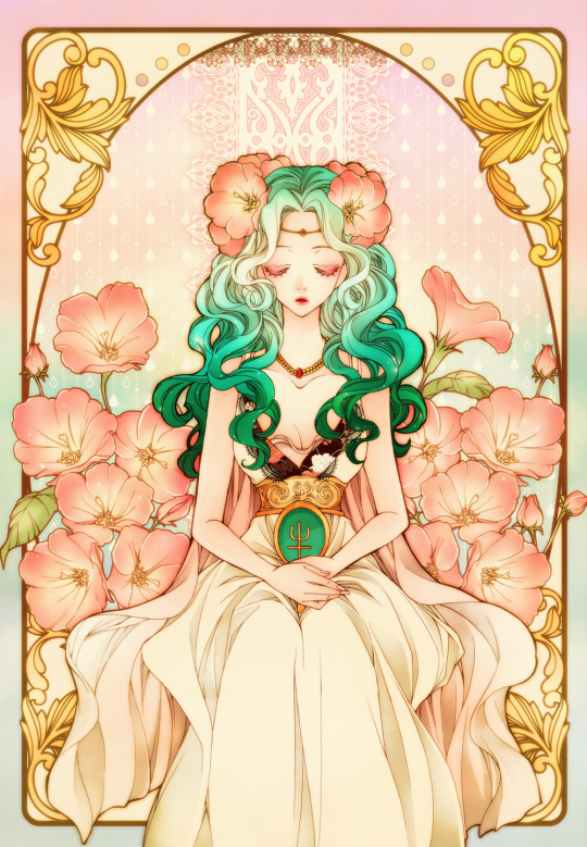 Sailor Neptune tattoo idea